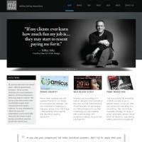 mli design WordPress theme modifications