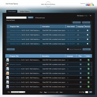 Technicolor Intranet .NET Templates